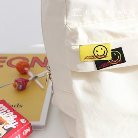 今天编织标签做微笑编织标签点标签,两种类型