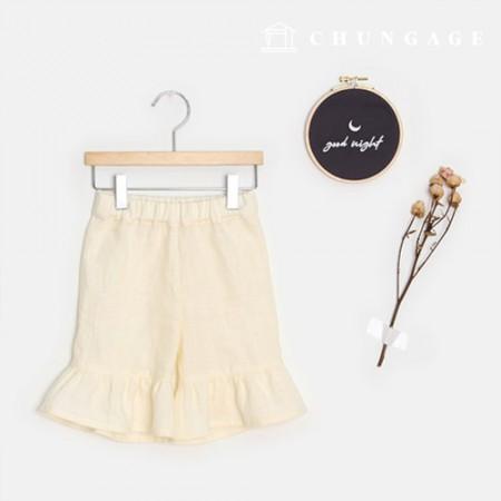 服装款式童裤分层内裤服装款式P1454