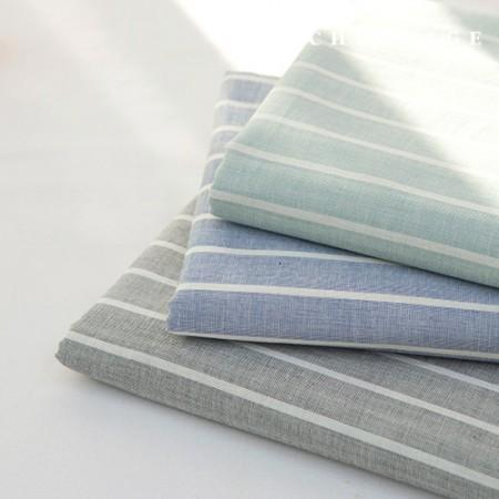 棉织物40水奥伯染色薄纱感觉大希瑟布鸽子3种