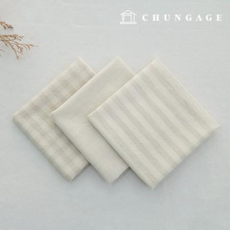 纯棉面料混色Ombre水洗布广泛复古/仿旧格子条纹平纹3种天然
