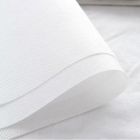 面膜无纺布 白色 一次性面膜制作材料 60g 5麻