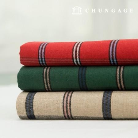 检查织物棉混纺纱染色检查黑线 3 种类型