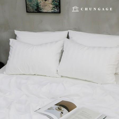 綿生地ホテル寝具コットン広幅275cm高密度CVCホテル寝具の生地2種