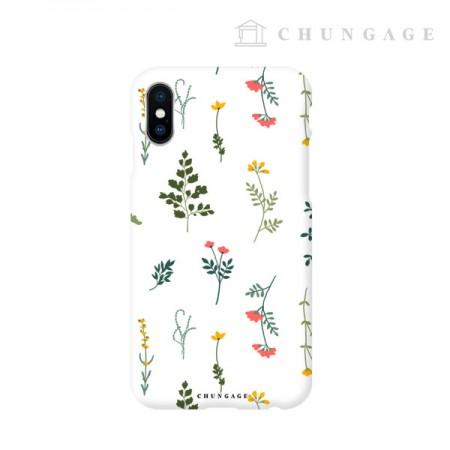 携帯電話ケースの野生の花CA050、iPhoneギャラクシー全機種フォンケース