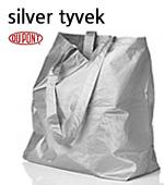 大幅に - デュポンタイベク)シルバー銀箔
