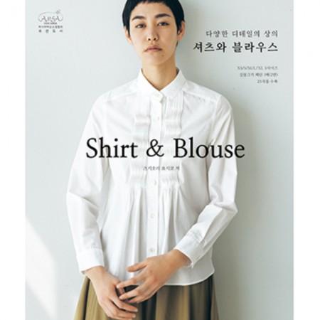 様々なディテールの上のシャツとブラウス[3-28]