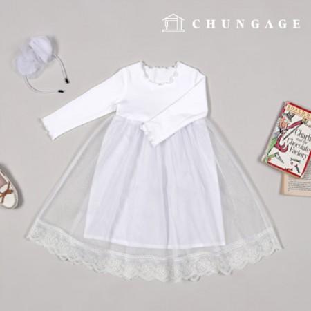 服のパターン子供シャーワンピースデイリーワンピース韓ワンピースP1476