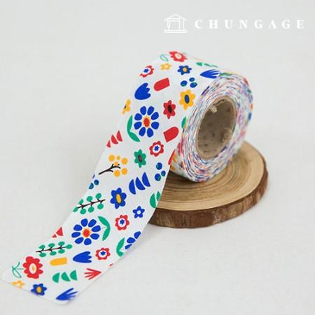 綿20数平織りバイアスアヌシーロールバイアス4cm