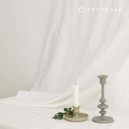 綿生地撮影用背景の布ドルサン千白の布リネンウォッシュメッシセミマイクロファイバーポリエステルオックスフォード