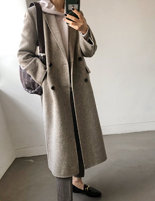 Perth handmade long coat - 2c
