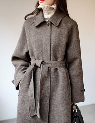 Stella Long Coat - 2c
