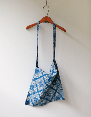 cross bandana bag