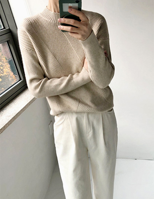 Vanessa Basic Knit - 3c