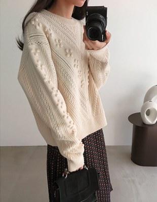 Hedda cashmere knit