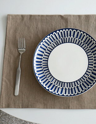 Versailles oval plate