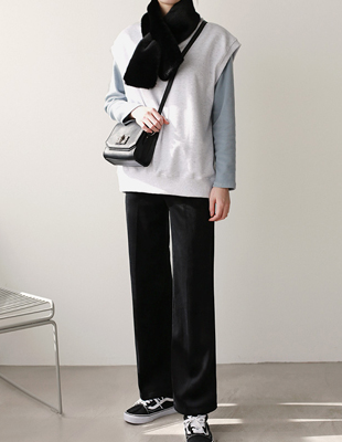 Churi napping MTM Vest