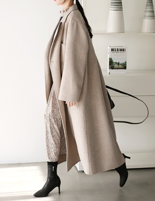 Miller handmade long coat