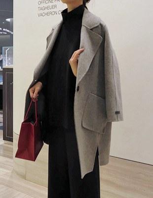 LAN handmade Coat