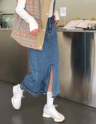 Campaign Denim Rong skirt