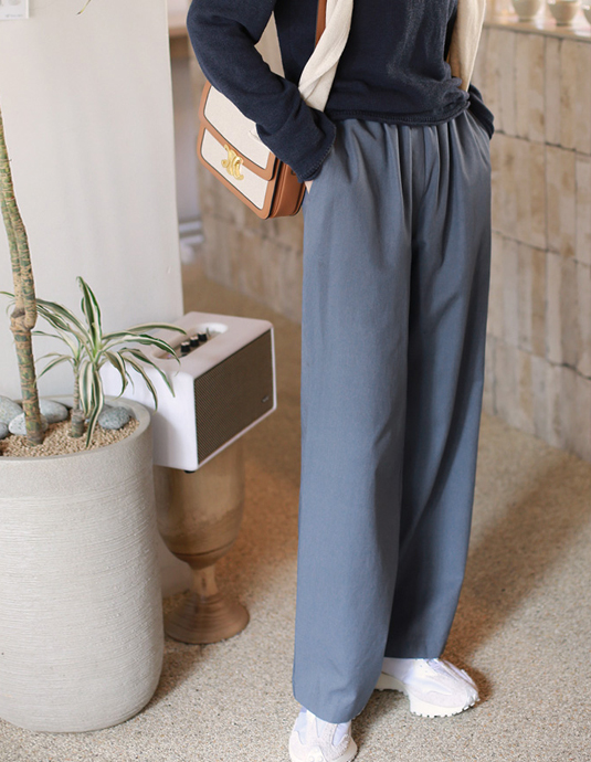 Mate wide pants