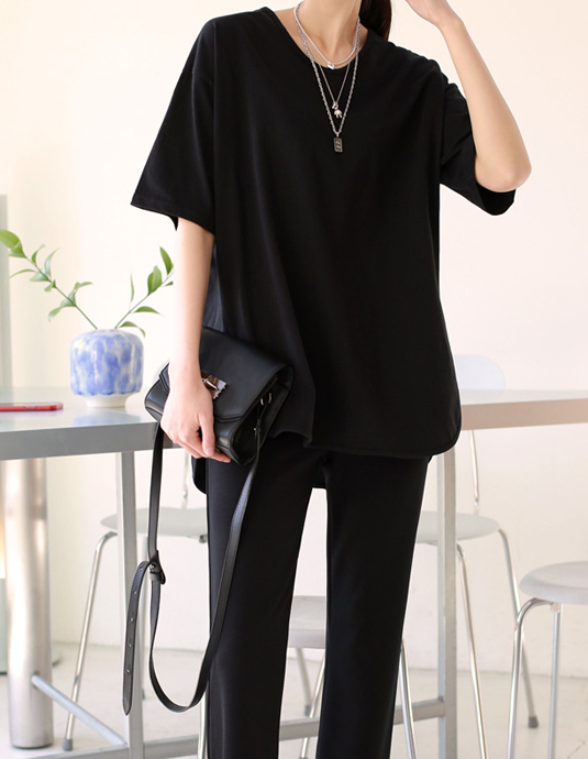 Buyers Harp Long Tee