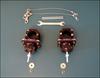 オートポール用JBL Control series1X スピーカー金具APC-35B(2個1組)