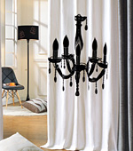 Chapter -3y wide curtain paper) Palace (White)