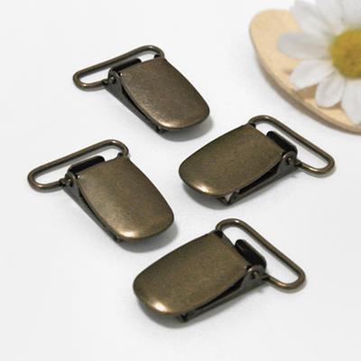 Tom Kids Suspenders clamp 20mm (Antique Gold)