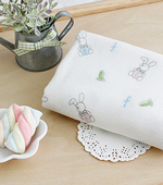 Diapers cut paper) carrot rabbit (White)