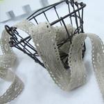 Toshonreisutoshon 017 Cat's Eye Clothing Reform cotton lace (Beige)