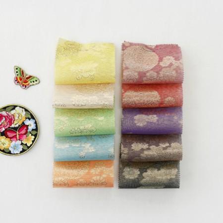 Hanbok Fabric Awakening Fabric) - Fabric Fabric 10color
