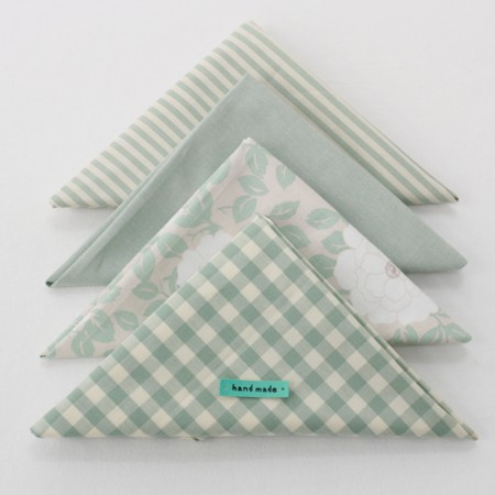 Fabric Package It's Package 005 Peony Flower 1 / 4Hermp 4 Pack