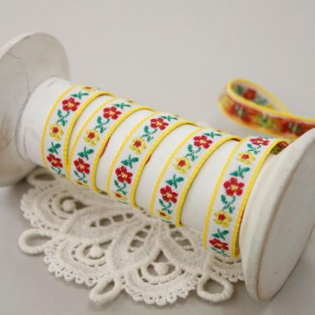 Decorative Tape) Making a Yellow Mask Strap