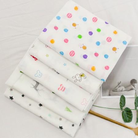 Handkerchief cut support team) Embossed yarn (5 kinds)