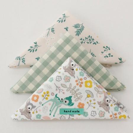 Fabric Package It's Package 017 Blooming Garden 1 / 4Hermp 3 Pack