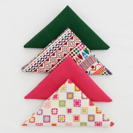 Fabric Package It's Package 027 Indian Dot 1 / 4Hermp 4 Pack