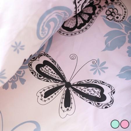 Oxford) Butterfly pattern (2 kinds)