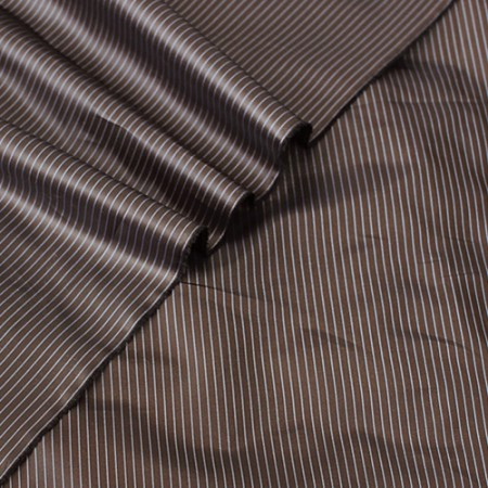 Large-Density Poly Twill Stripe) Windshield and Lining