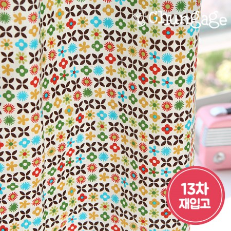 Cotton Fabric 20 Count Plain Weave Fabric Baby Blossom Yellow green 150