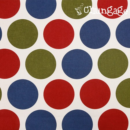 Oxford) Vintage dots