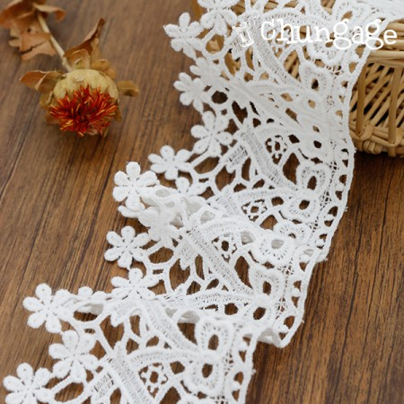 Chemical Lace Chemical 018 Frill Sugar (2 kinds)