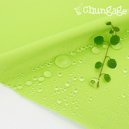 Large-waterproof fabric) Sunny Green