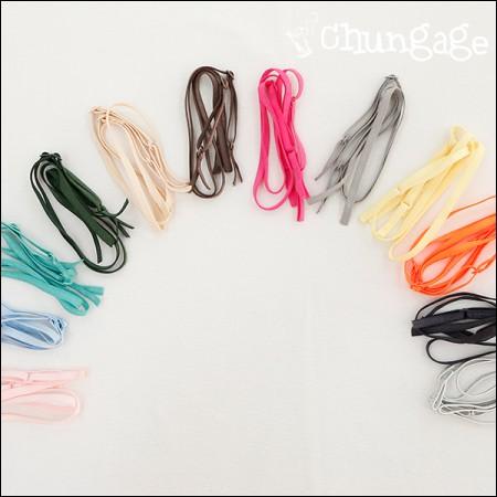 Adjustable base shoulder strap length 12 colors Color bra strap (12 species)