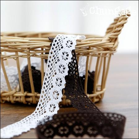 Toshonreisutoshon 003 Chase clothing reform cotton lace (four species)