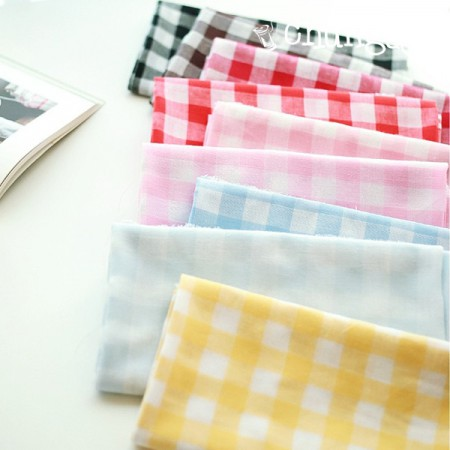 30 Count Gauze Ombre 20mm Simple Check 9 Types