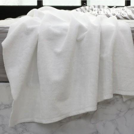 Microfiber fabric 5mm Highest grade Winter Mink fake fur fabric Wide white plain