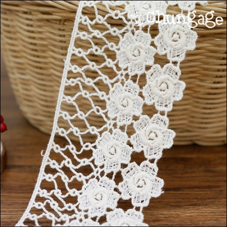 Chemical Lace Chemical 051 Chain Rose Natural