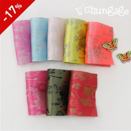 Hanbok fabric ombre jacquard hanbok fabric 8 types of silk