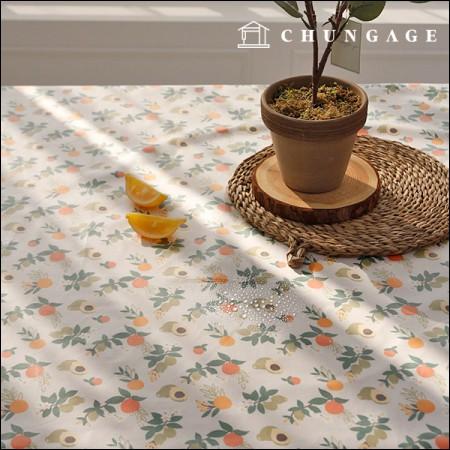 Waterproof Fabric Non-toxic TPU Laminate Fabric Mandarin Blues