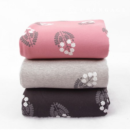 3 types of acacia napping fabric for large double-sided cotton
